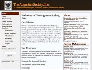 The Augustan Society