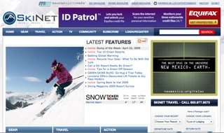 SkiNet - home of Ski, Skiing and Warren Miller Entertainment